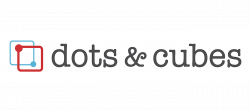 Dots and Cubes logo