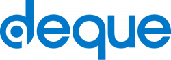 Deque Systems logo